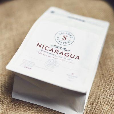 Single origin coffee Nicaragua