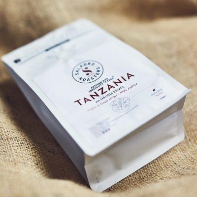 1kg Tanzania Manjinja Estate Salford Roasters