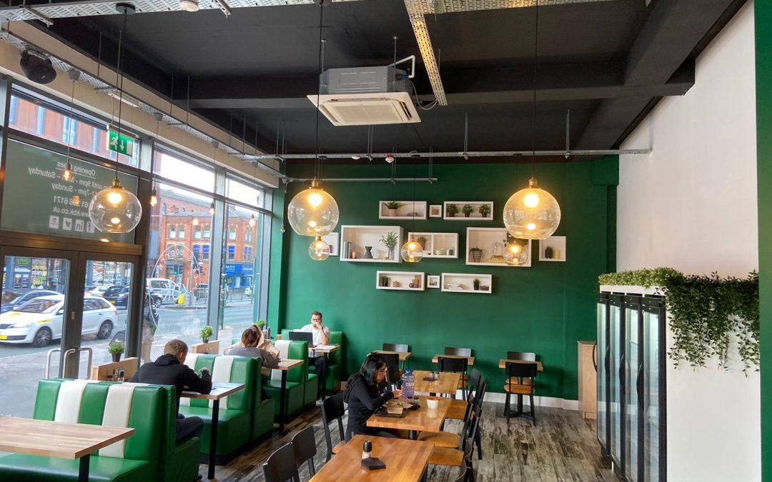 Kettlebell Kitchen, Ancoats, Manchester