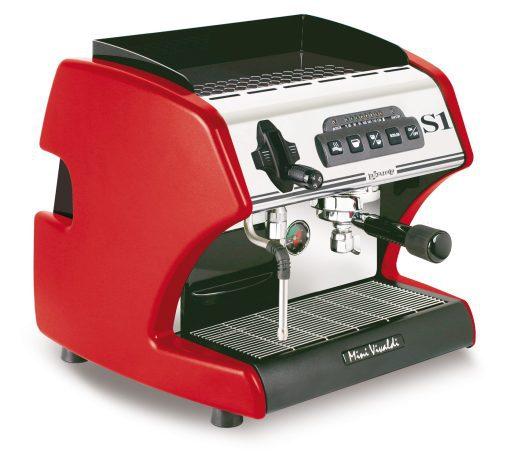 Home espresso machine la spaziale vivaldi s1