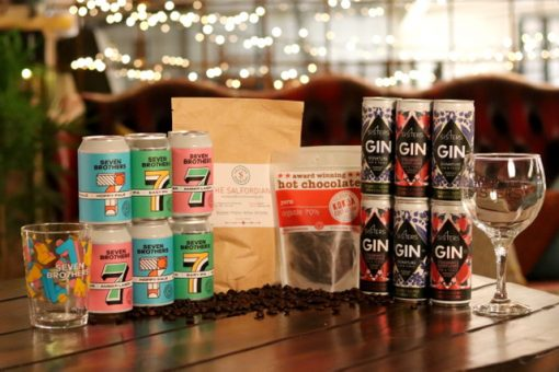 Gin Beer and Coffee