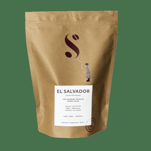 el salvador Salford Coffee