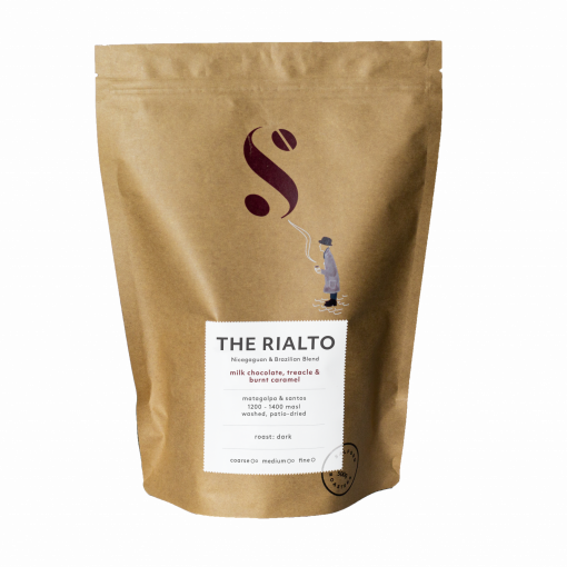 Rialto Salford Coffee