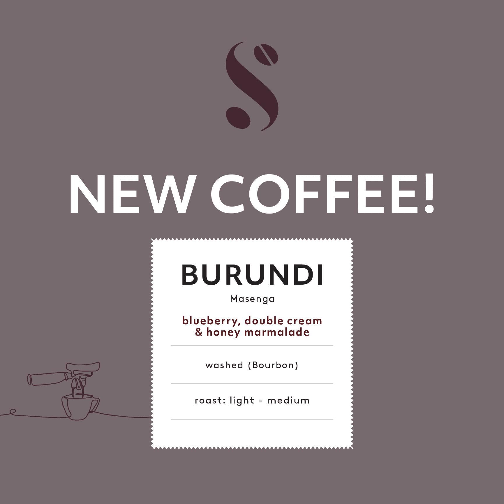 Burundi Coffee